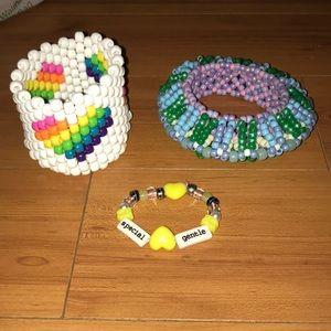Jewelry - Cute Kandi Bundle
